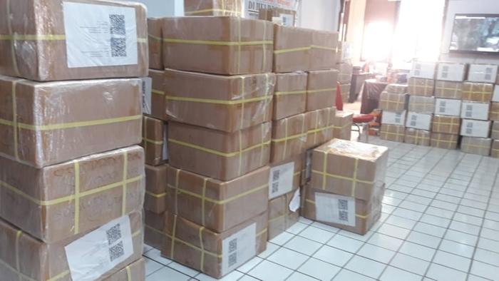 KPU Kotamobagu Masih  Tunggu Surat Suara DPD RI