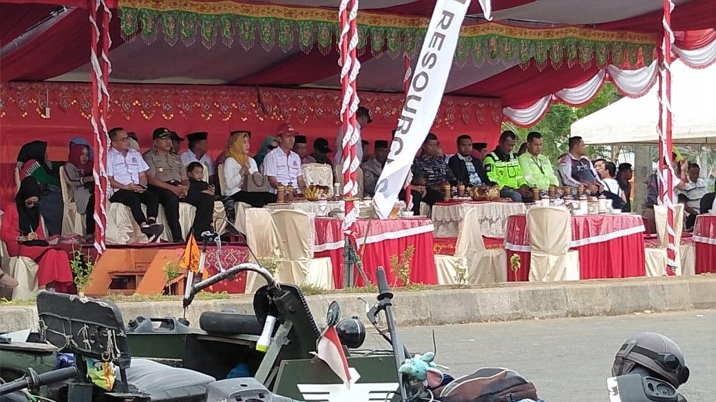 Festival Teluk Tomini 2019 di Bolsel Meriah
