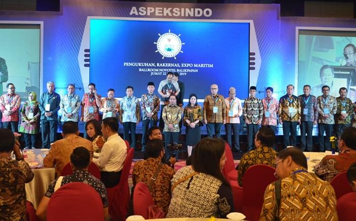 Iskandar Kamaru Jabat Wakil Ketua Umum ASPEKSINDO