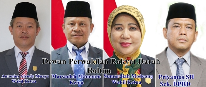 DPRD  Boltim Gelar Reses Pertama Tahun 2019