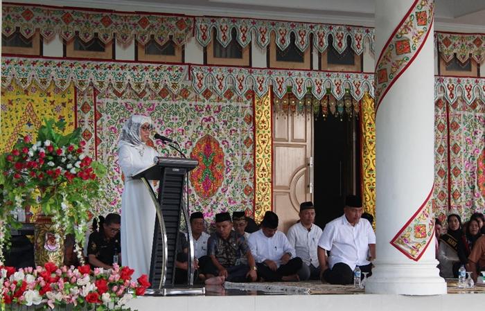 Sambut HUT ke 65, Pemkab Bolmong Gelar Dzikir dan Doa Bersama