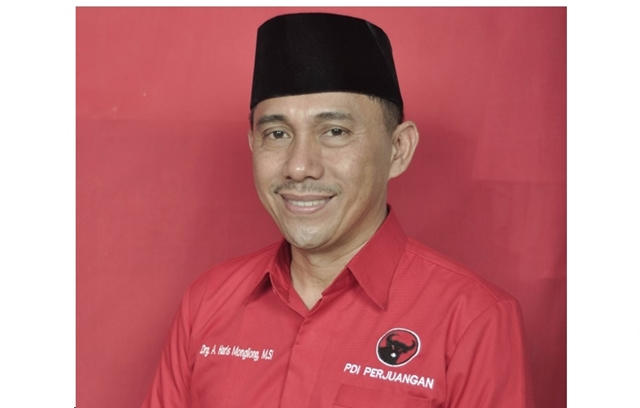 Drg Abdul Haris Mongilong Pilih Politik Sebagai Jalan Pengabdian