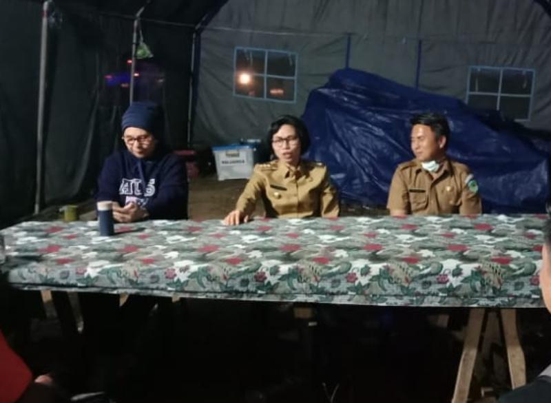 Yasti: Belum Saatnya Bicara PETI Kita Fokus Evakuasi