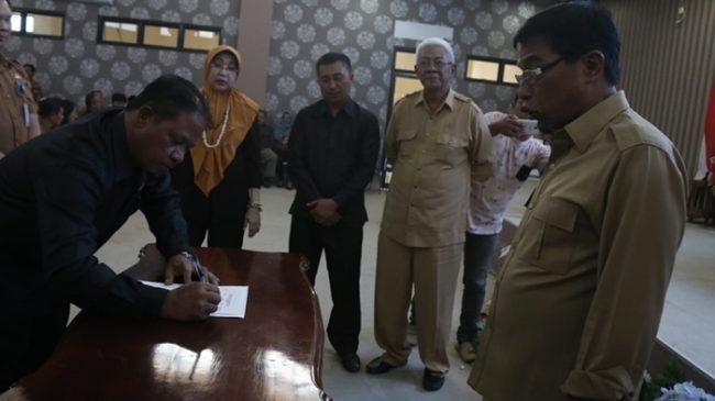 DPRD Dukung Penuh Program Pemkab Boltim
