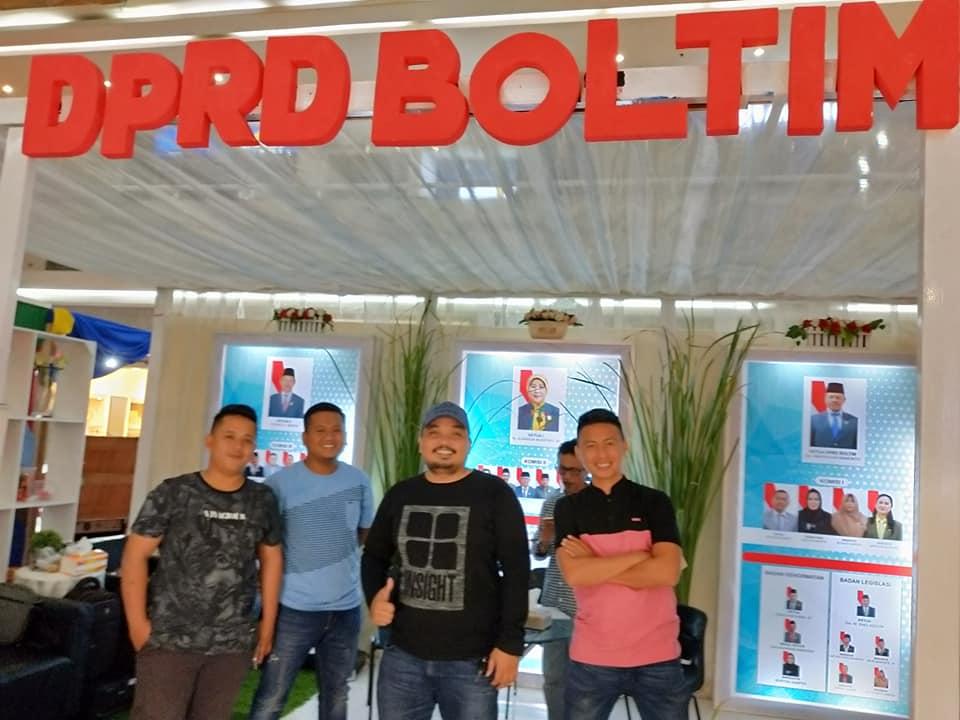 DPRD Boltim Paling Produktif Hasilkan Perda Selama 2018