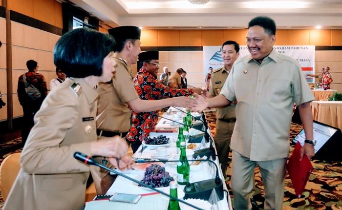 Sehan Yasti Protes Kinerja Direksi dan Komisaris PT Bank SulutGo