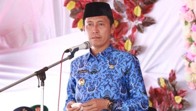 Iskandar Jadi Irup Peringati Hari Kartini ke 140 dan Hari OTDA ke 23