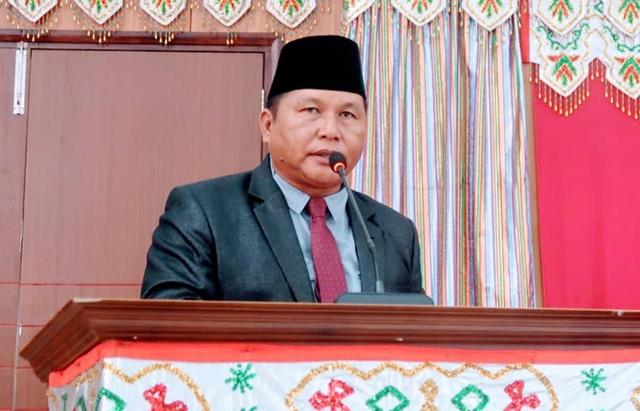 Selasa Besok, Dedi Abdul Hamid Dilantik Sebagai Wakil Bupati Bolsel