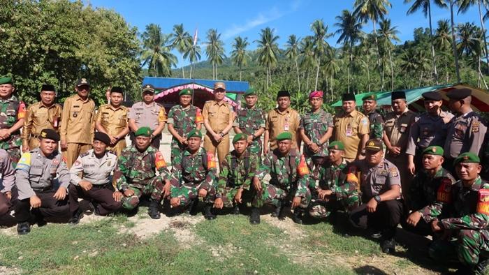 Karya Bhakti TNI  Wujud Kepedulian Kepada Masyarakat
