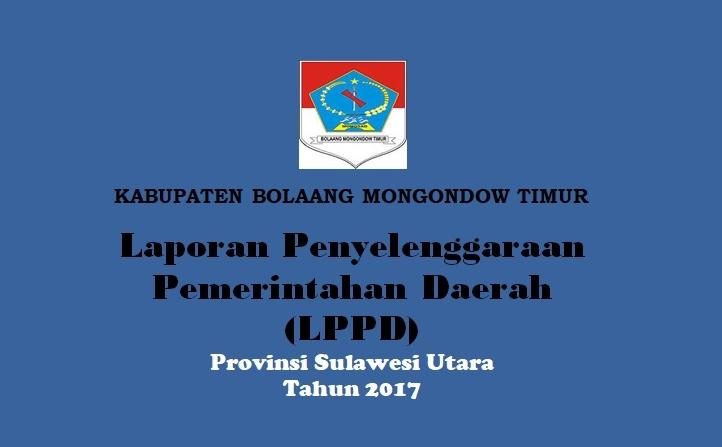 LPPD Kabupaten Boltim Peringkat Empat di Sulut