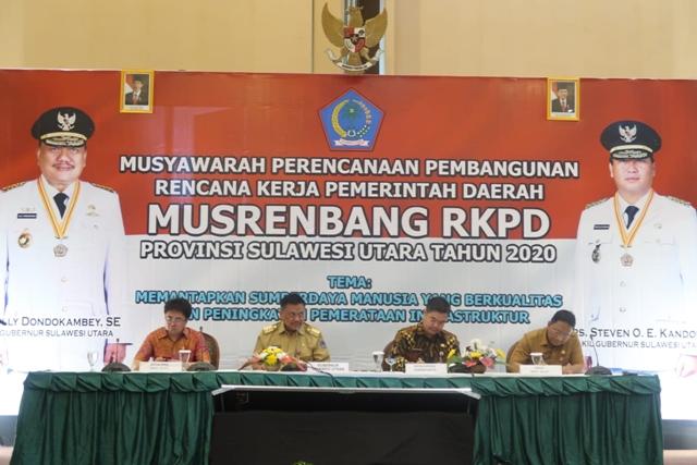 Iskandar: Arah Pembangunan Pemkab Bolsel 2020 Searah dengan Pemprov Sulut