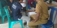 Dinkes Boltim Bantu Periksa Kesehatan Petugas Penyelenggara Pemilu