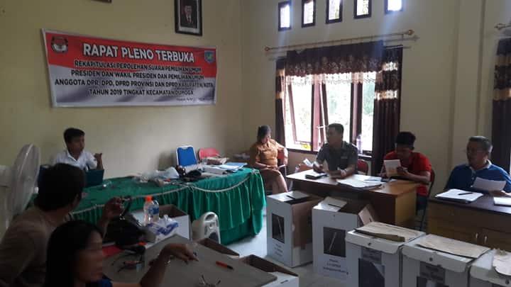 Oknum Kepala Dinas di Kabupaten Bolmong Nekat Jadi Saksi Caleg