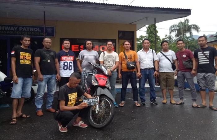 Terlibat Pencurian, Ketua Panwascam Bolmong Ditangkap Polisi