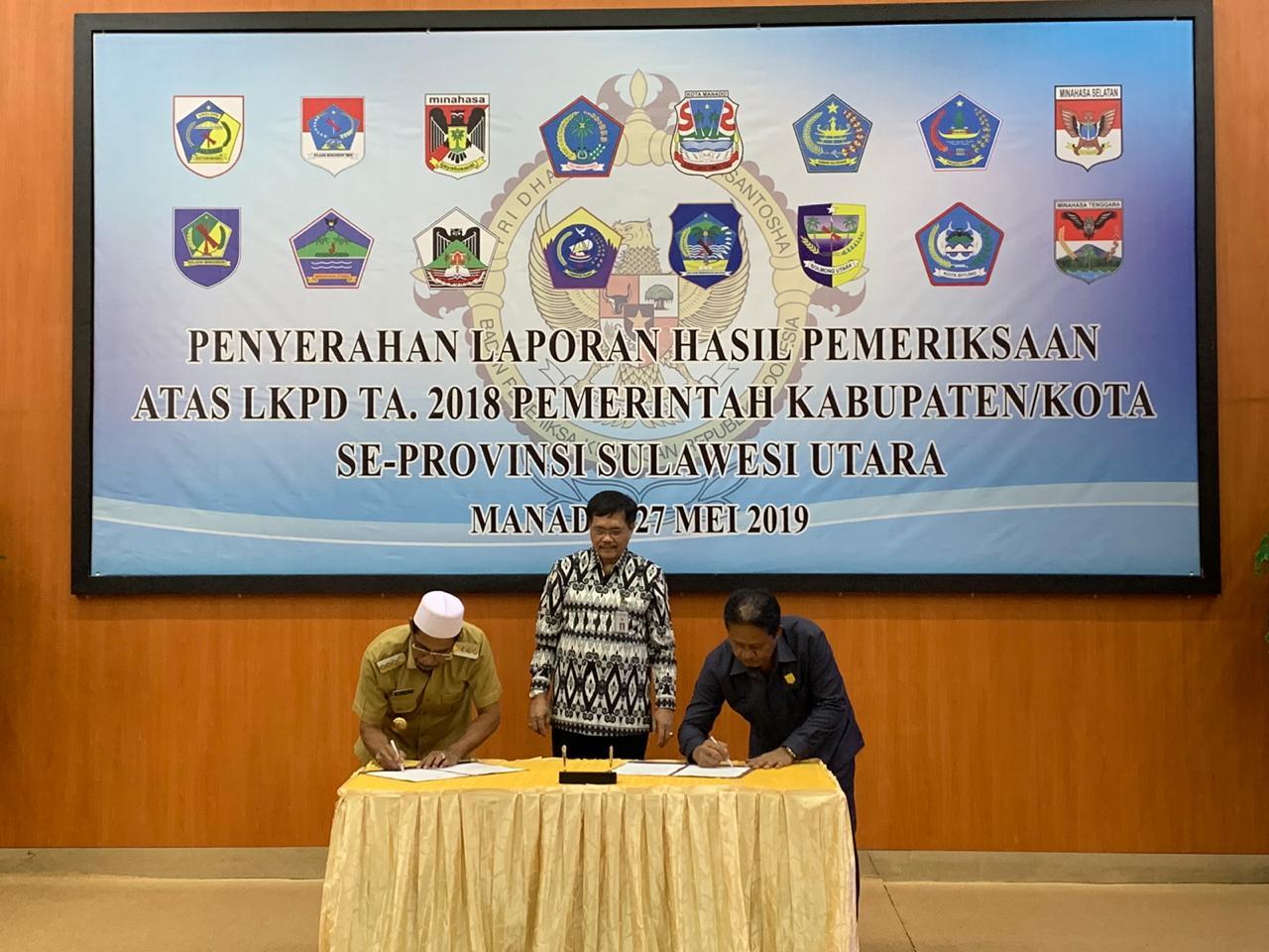 DPRD Apresiasi Keberhasilan Pemkab Boltim Raih WTP Ke Enam