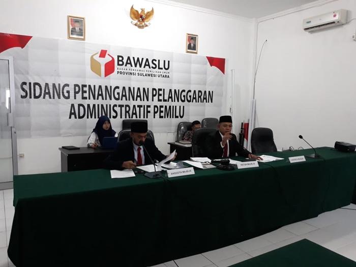 Dinilai Tak Profesional, DPD PAN Gugat KPU Boltim ke Bawaslu