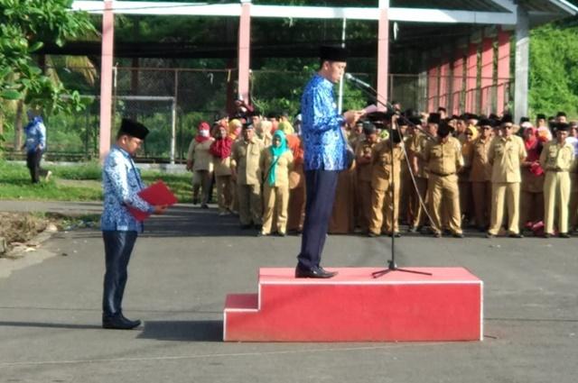 Iskandar: Peringatan Harkitnas Sangat Relevan Jika Dimaknai Dengan Teks Sumpah Palapa