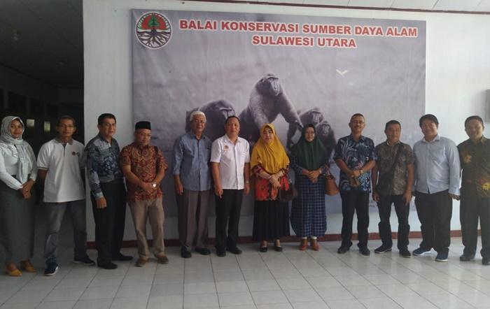 DPRD Boltim Kunjungi Kementerian Perdagangan RI dan Konsultasi di BKSDA