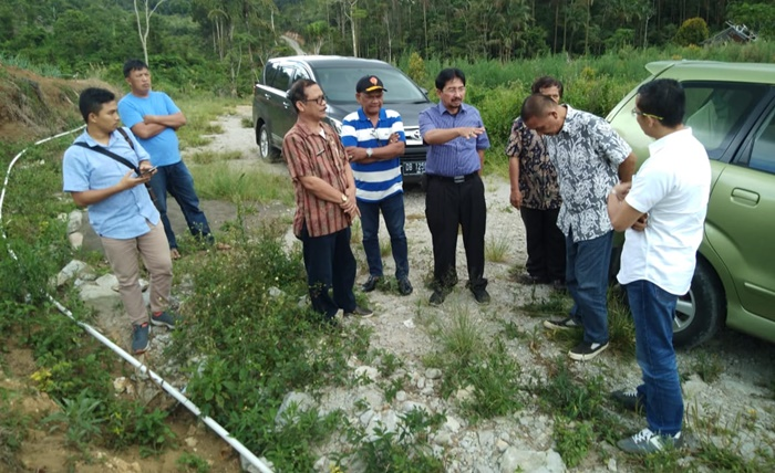 Dirjen Pertanian Ajak Pengusaha Kunjungi Holtikultura Boltim