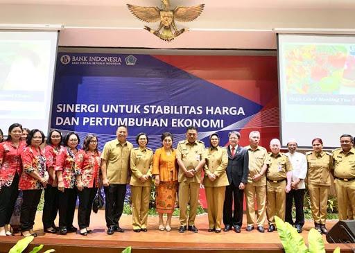 Bupati Bolmong Hadiri Rakor High Level Meeting