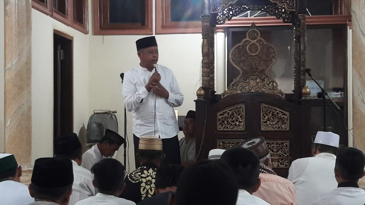 Tim II Pemkab Boltim Gelar Safari Ramadhan di Desa Bongkudai