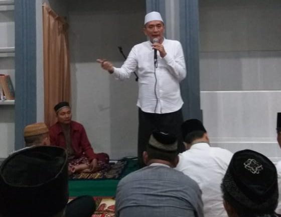 Safari Ramadhan di Desa Purwerejo, Assagaf Ajak Warga Perkuat Ukhuwah Islamiyah