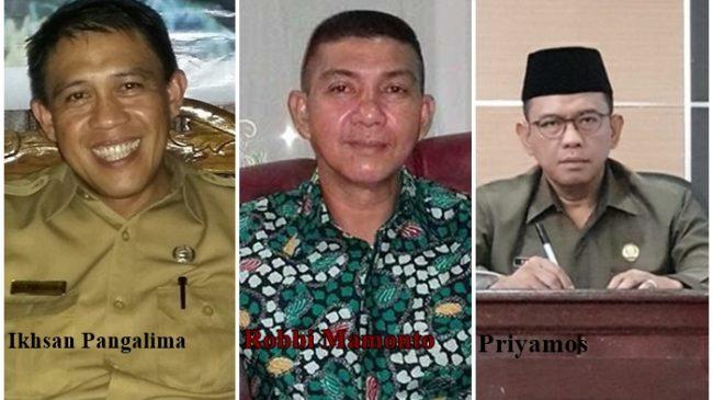 Tiga Figur Penjabat Sekda Boltim Mengerucut