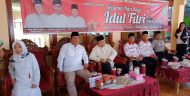 Hadiri Halal Bi Halal, Wakil Bupati Bolsel Ingatkan Pentingnya Silaturahmi