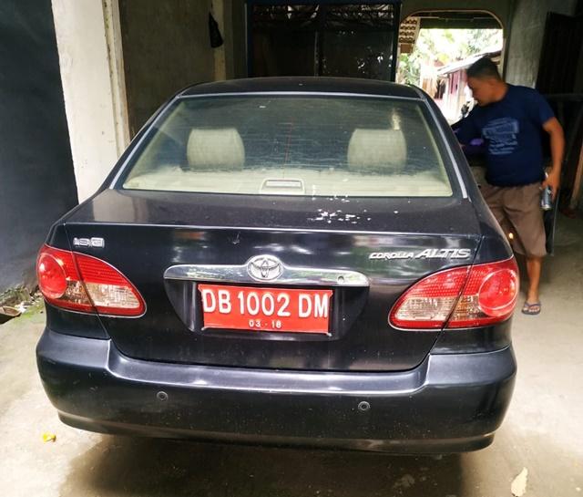 Baru Empat Kendaraan Yang Dikembalikan Oleh Mantan Pejabat