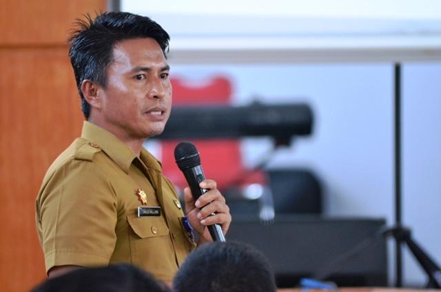 Pemkab Bolmong Mulai Akan Berlakukan Pakaian Dinas PNS Warnah Hitam