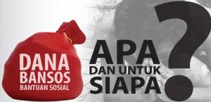 Bantuan sosial