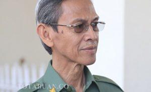 Wakil Walikota Kotamobagu Jainudin Damopolii.