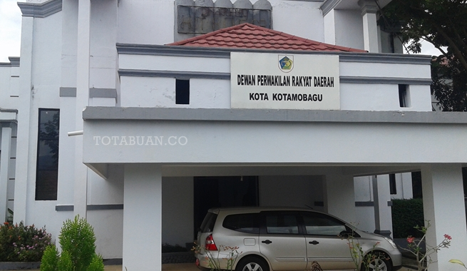 Gedung DPRD Kotamobagu