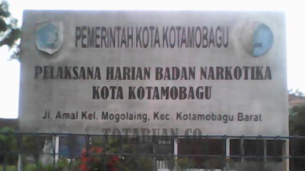 Kantor PHBN Kota kotamobagu (f-Rin/tco)