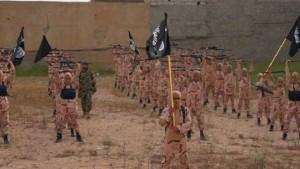 Isis tentara anak
