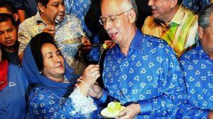 Istri Najib, Rosmah Manor