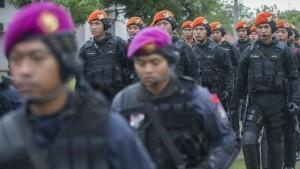 Pasukan elite TNI disertakan dalam latihan gabungan di Tarakan.