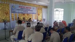 Rapat Program Percepatan Pembangunan Sanitasi Permukiman