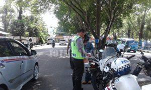 Operasi Kendaraan Bermotor Bisa Menurunkan Angka Curanmor di Bolmong Raya. (f-epi/tco)