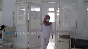 Ruang Isolasi Virus Zika rumah sakit Kotamobagu
