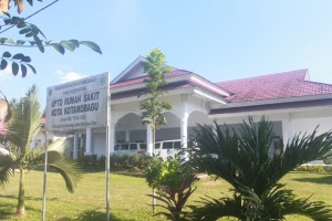 Rumah Sakit Umum Daerah Kotamobagu
