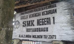 SMK Negeri I Kotamobagu