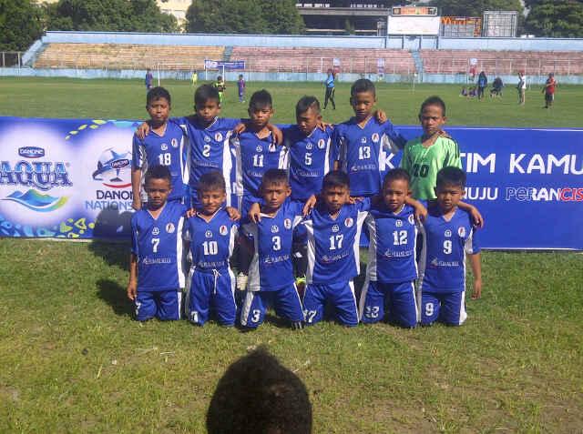 Bintang Muda Matali (BMM) Junior FC Lolos ke Fase Selanjutnya. (foto dok)