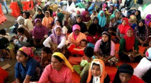 penduduk rohingya
