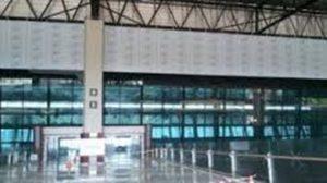 terminal 3 bandara SH